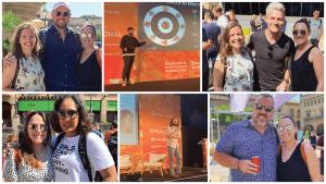 Conferência em Barcelona de Facebook e Ecommerce Mastery Live