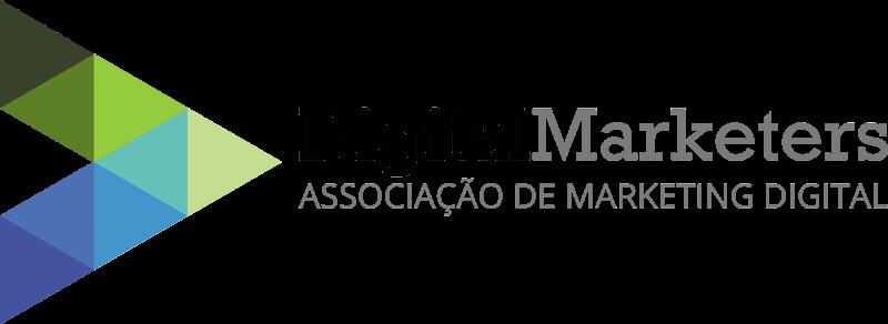 digital marketers - associacao marketing digital - logo