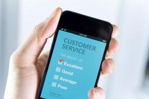 Serviço de apoio ao cliente em ecommerce